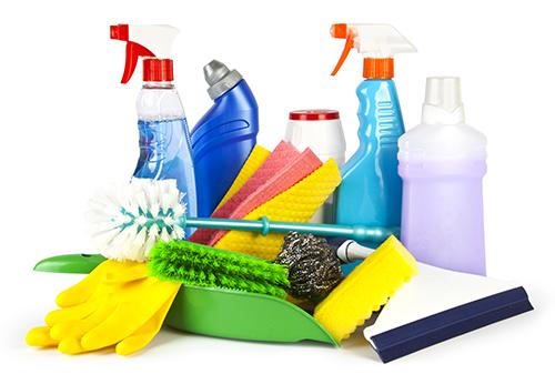 4 1 - מוצרי עזר וחומרי ניקוי