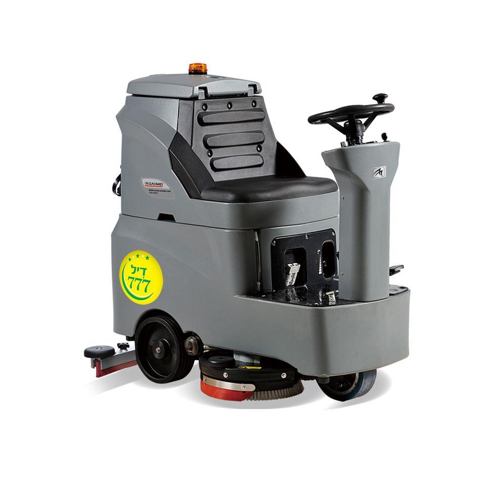 מכונת שטיפה תעשייתית לשטיפת רצפות