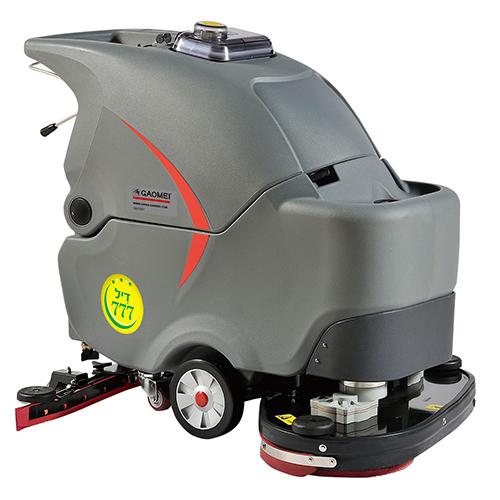 מכונת שטיפת רצפות תעשייתית