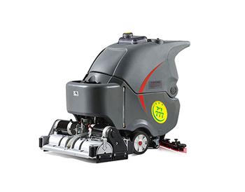 מכונת שטיפה ידנית לניקוי רצפות תעשייתי